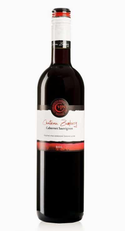 Cabernet sauvignon akostne vino odrodove cervene suche - Pavelka