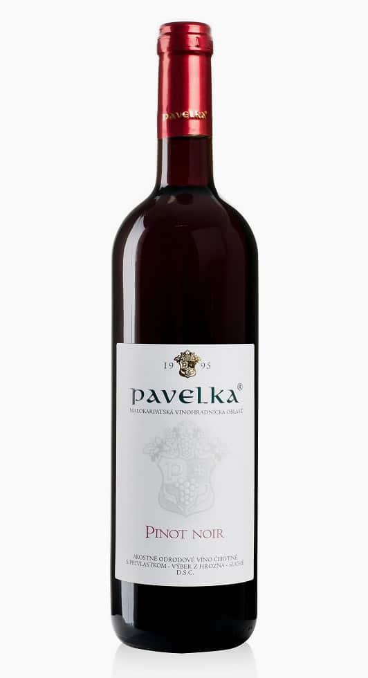 pinot-noir akostne odrodove vino cervene