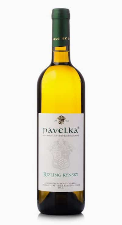 rizling rynsky akostne odrodove vino biele