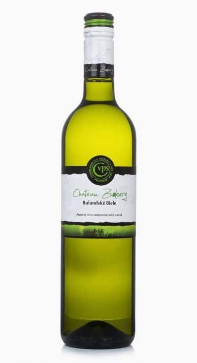 Rulandské biele vino pavelka
